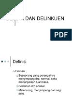 M13-Devian Delinkuen- sekolah & masyarakat