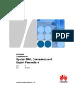 BSC6680 System MML Commands and Expert Parameters(V300R008C00_01)(XLS)-En