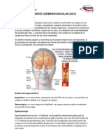 Accidente Cerebrovascular