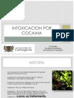 Intoxicación por cocaína