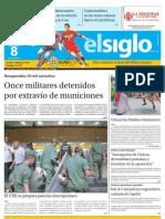 Edicion Viernes 08-06-2012