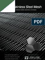 Steel Tube Mesh Brochure