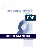 InnovationSuite3.1-UserManual