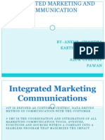 Integrated Marketing and Communication