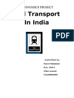 Copy of Transport in India