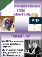 Terapia Racional-Emotiva (TRE)
