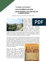 A Vueltas Con La Historia - Concilio I de Nicea