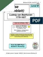 RP - Beethoven-For Elise Lvl B v7.4-C 1308-29