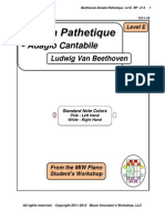 RP - Beethoven-Sonata Pathetique, 2nd Mvt Lvl E Vx7.4 1211-18