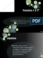 Practica #3 Presentacion
