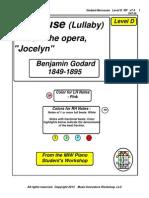 RP - Godard-Berceuse Lvl D v7.4   1307-28