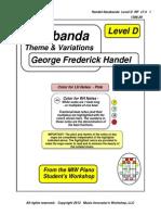 RP - Handel-Sarabanda Lvl D Vx7.4 1308-29