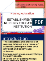 Ppt of Educational Institution