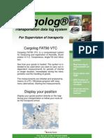 Cargolog System