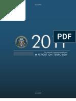 Έκθεση του Εθνικού Κέντρου Τρομοκρατίας των ΗΠΑ για τις τρομοκρατικές επιθέσεις του 2011