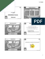 PowerPoint Handouts in Grayscale