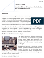 International Infrastructure Project