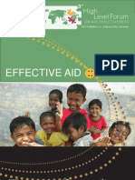 3rd High Level Forum on Aid Effectiveness