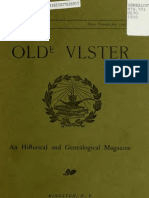 Olde Ulster History Feb 1910