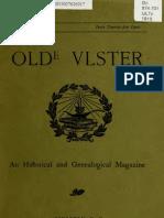 Olde Ulster History Jul 1910