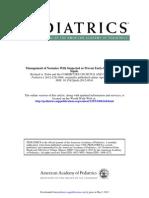 AAP Manejo de Neonatos Con Sospecha o Probabilidad de Sepsis
