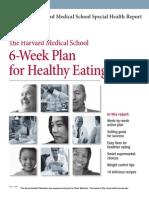 6 Week Eating Plan
