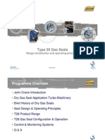 Type 28 Gas Seals System Presentation
