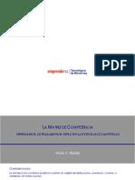 Matriz de Competencia