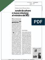 Giornale di Sicilia - 7 giugno 2012
