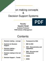 _Decision making cncpt & dss Mod.ppt