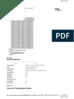 System Monitor Log PAL ANALYS