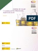 Estudio Cadena Valor y Formacion Precios Aceite Oliva Marm 2010