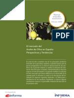 Estudio Sectorial Perpectivas Aceite 2009