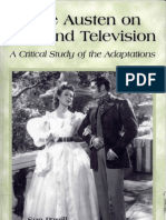 Parrill, Sue - Jane Austen on Film and Television; A Critical Study of the Adaptations (2002)