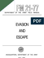 Fm21 77 Evasion and Escape (1958)