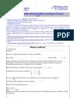 Health Certificate 2011-2012