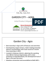 Garden City Agra - Initial Infopack --Shivani Estates(India)