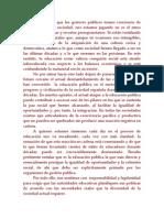 NECESIDAD DE EDUCACIÓN PÚBLICA