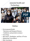 Environmental Health and Technology(Bw)