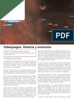 Videojuegos | Historia y evolución