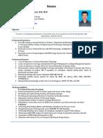 Smss-resume 2012 AP