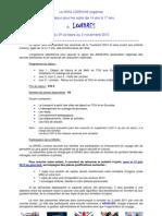 SRIAS Londres - Note Info 2012-1