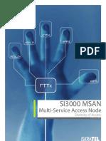 Si3000 Msan en Web