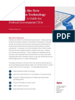 A Guide for Federal Government CIOs