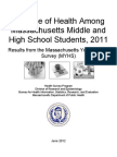 Results From the Massachusetts Youth Health Survey