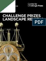 Challenge Prizes Landscape Review