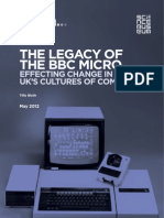 The Legacy of the BBC Micro
