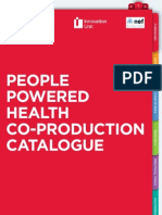 Co-production Catalogue