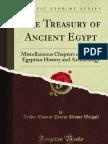 The Treasury of Ancient Egypt - 9781440093067