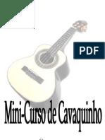 37275672 Mini Curso de Cavaquinho by Evinho Menezes